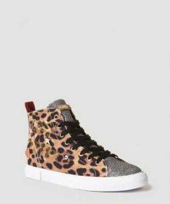 Sneaker-Wedges Pyke Animal