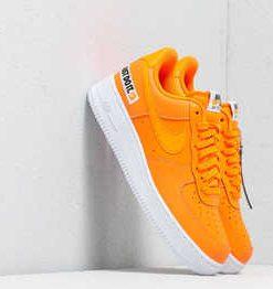 Nike Air Force 1 ´07 LV8 JDI Leather Total Orange/ Total Orange