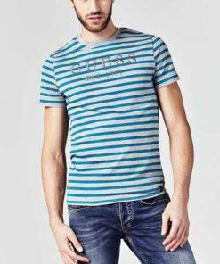 T-Shirt Streifenmuster