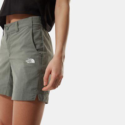 The North Face Tanken Shorts Für Damen Agave Green Größe 42 Standard Damen