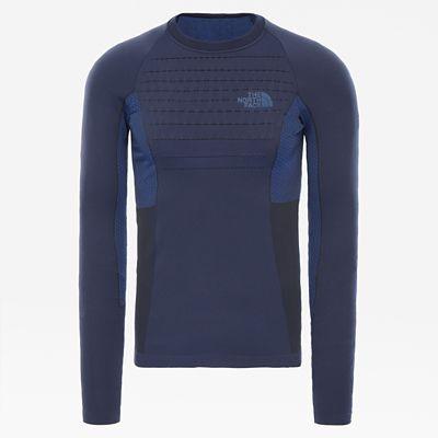 The North Face Sport Langarmshirt Für Herren Urban Navy/tnf Blue Größe L/XL Herren