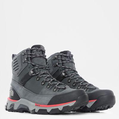 The North Face Crestvale Futurelight™ Stiefel Für Herren Zinc Grey/tnf Black Größe 39 Herren