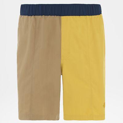 The North Face Herren Class V Pull-on Badeshorts Kelp Tan/bamboo Yellow Größe L Standard Herren