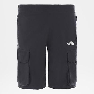 The North Face Herren Varuna Cargo Shorts Asphalt Grey Größe 42 Standard Herren