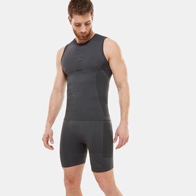 The North Face Active Boxer Shorts Für Herren Asphalt Grey/tnf Black Größe L/XL Herren