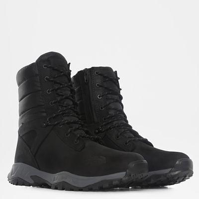 The North Face Herren Thermoball™ Zip-up Stiefel Tnf Black/zinc Grey Größe 39 Herren