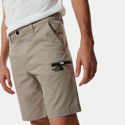 The North Face Cargo Shorts Für Herren Mineral Grey Größe 42 Herren