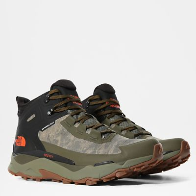 The North Face Vectiv Exploris Futurelight™ Stiefel Für Herren Military Olive Cloud Camo Wash Print/tnf Black Größe 40 Herren