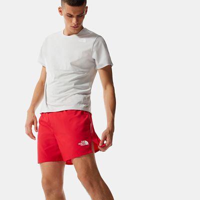 The North Face Movmynt Shorts Für Herren Tnf Red Größe M Herren