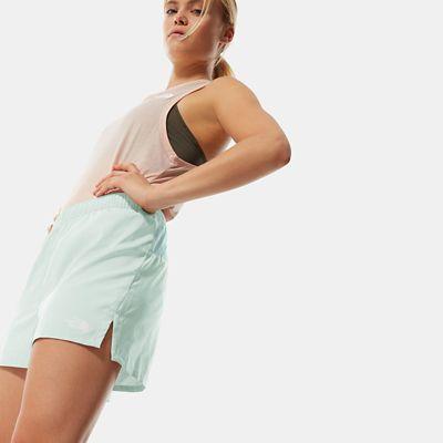 The North Face Movmynt Shorts Für Damen Misty Jade Größe M Damen