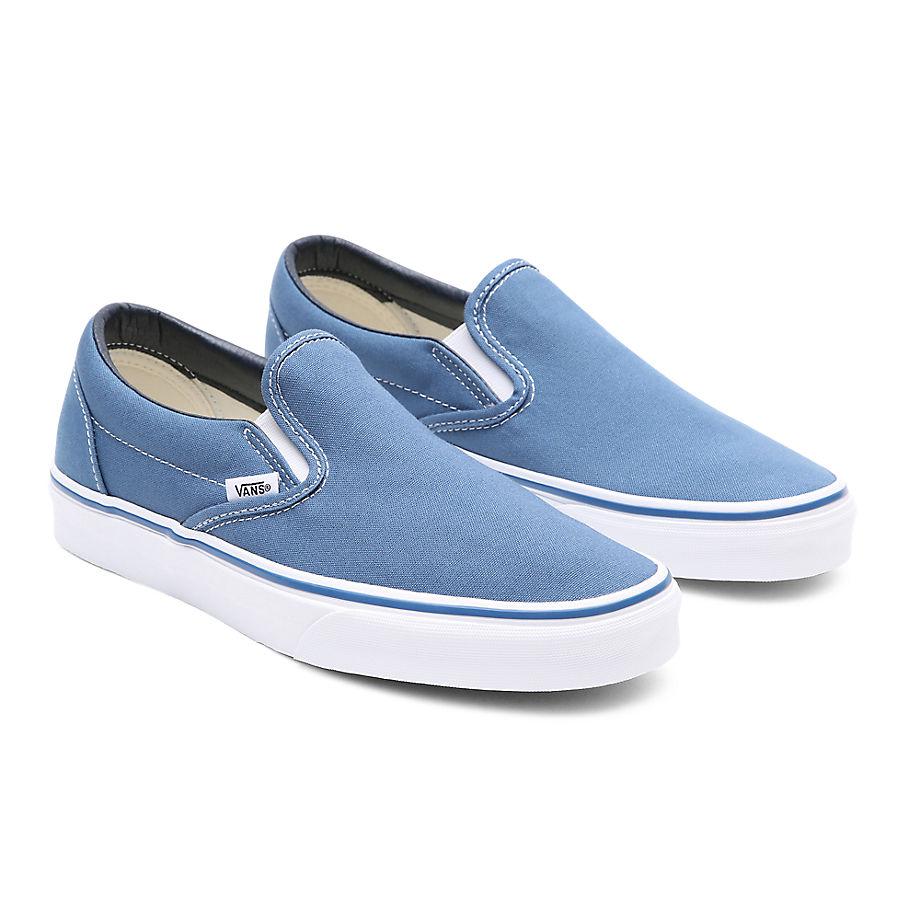 VANS Classic Slip-on Schuhe (navy) Damen Blau, Größe 34.5