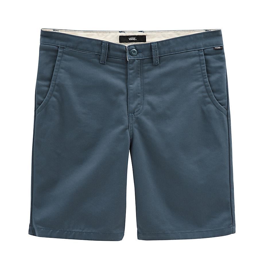 VANS Authentic Stretch-shorts 20'' (stargazer) Herren Blau, Größe 28