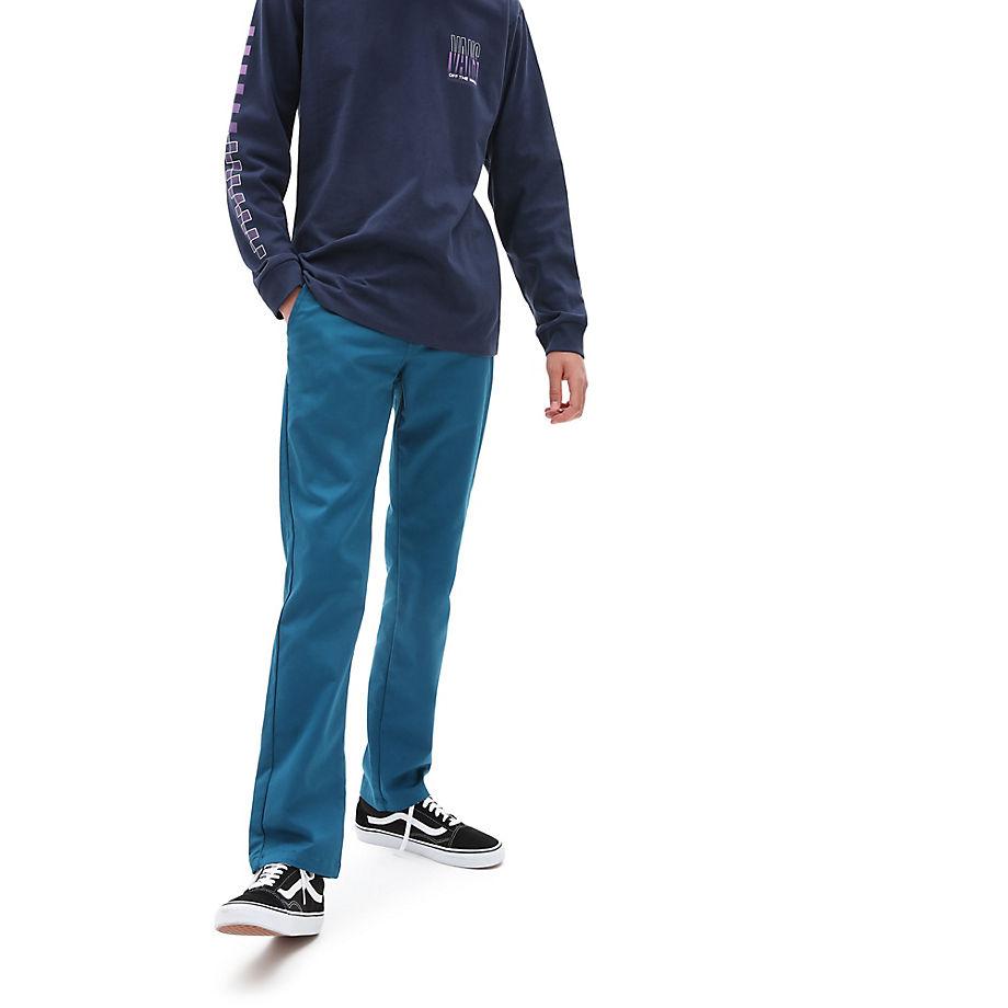 VANS Authentic Chinohose Aus Stretch (moroccan Blue) Herren Blau, Größe 28