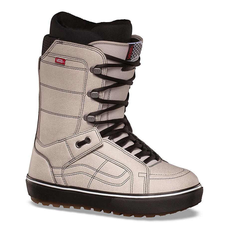 VANS Herren Jake Kuzyk Hi-standard Og Snowboard Boots ((jake Kuzyk) Moonbeam/black) Herren Grau, Größe 39