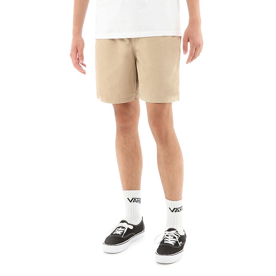 VANS Range Shorts, 46 Cm (khaki) Herren Beige, Größe L