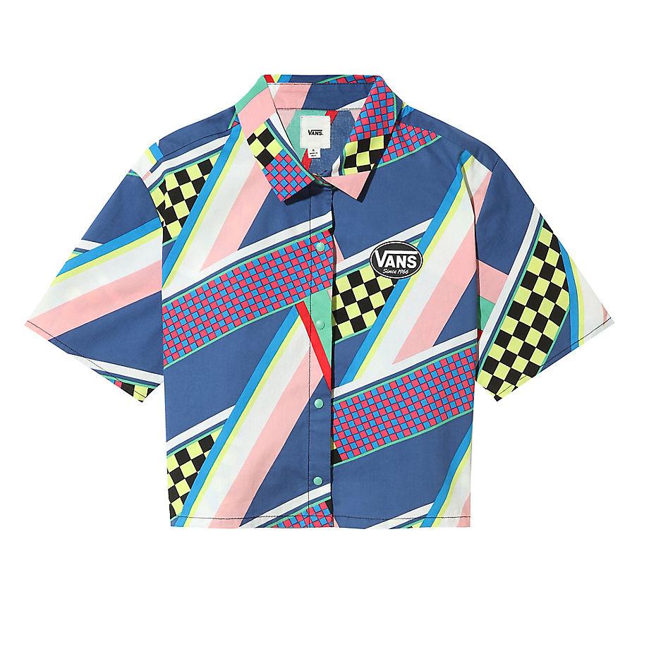VANS Ramp Tested Hemd (multi) Damen Multicolour, Größe L
