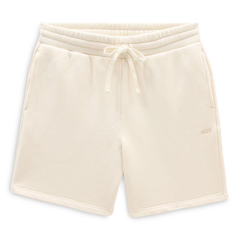 VANS Comfycush Sweater Shorts (antique White) Herren Weiß, Größe L