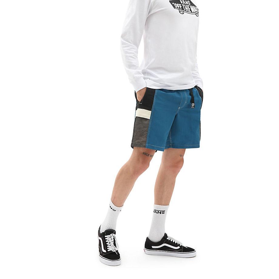 VANS Response Shorts (moroccan Blue) Herren Blau, Größe L