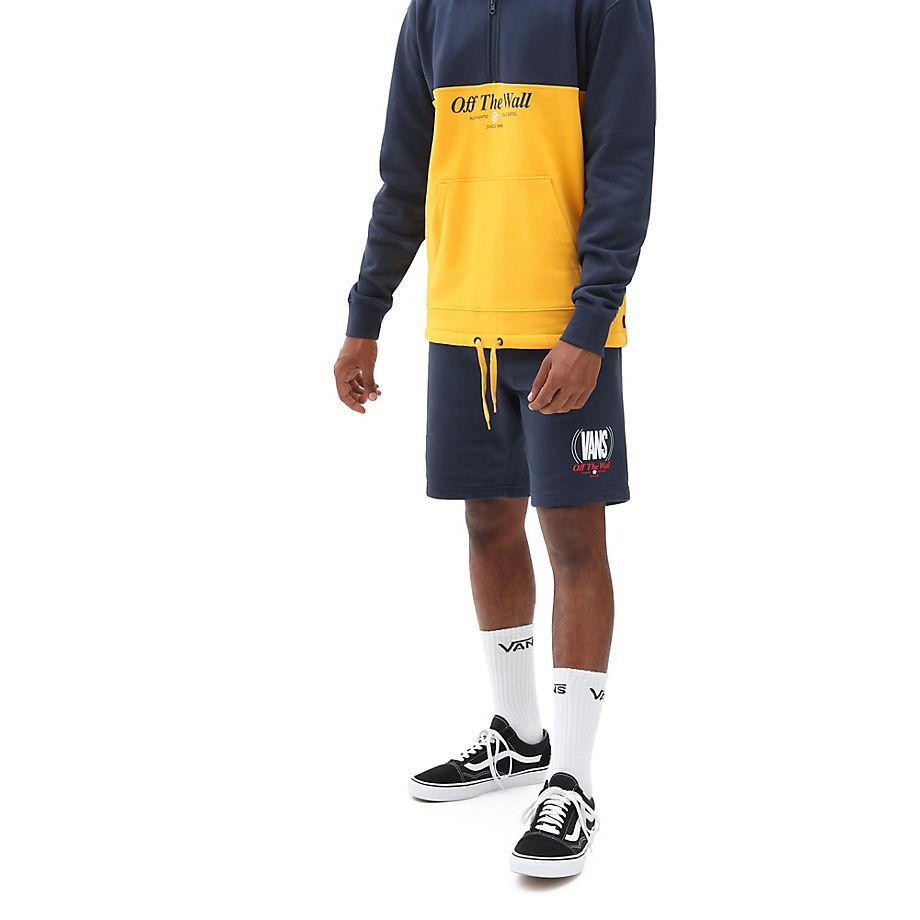 VANS Frequency Sweater Shorts (dress Blues) Herren Blau, Größe L