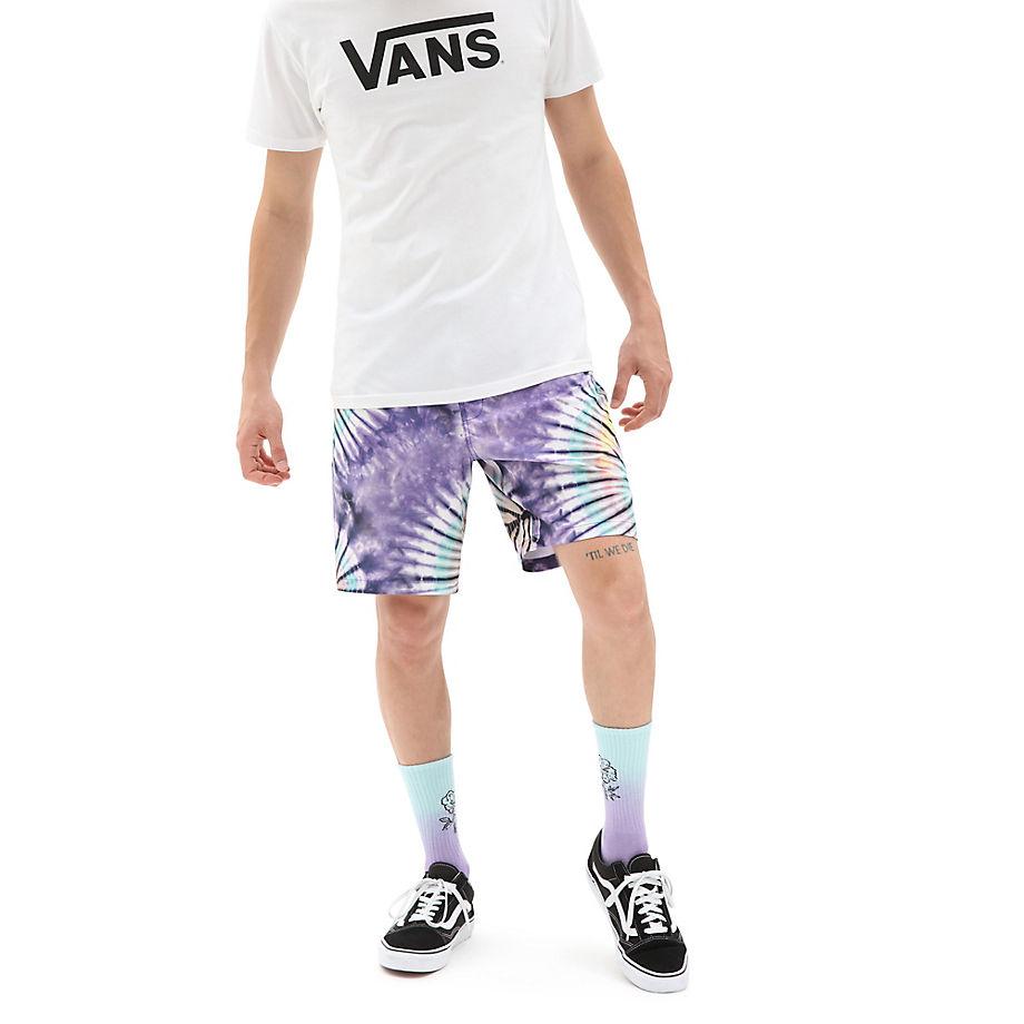 VANS New Age Boardshorts (new Age Purple Tie Dye) Herren Violett, Größe 28