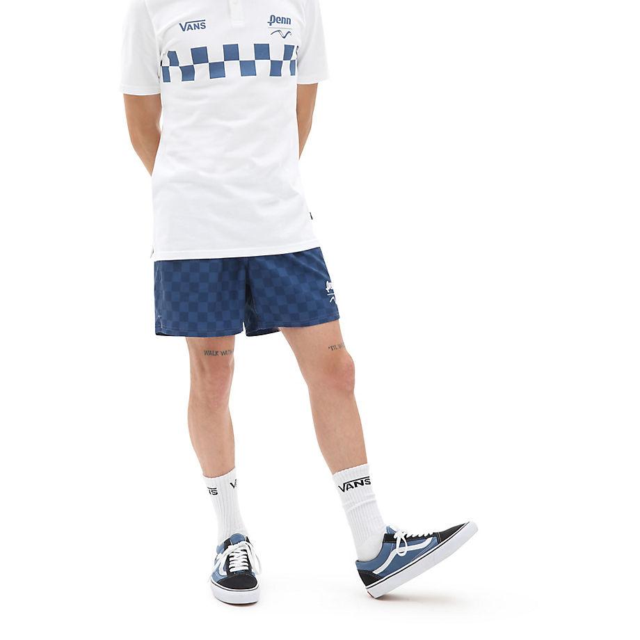 VANS Vans X Penn Volley Shorts ((penn) True Navy) Herren Blau, Größe L